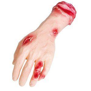 Avhuggen hand
