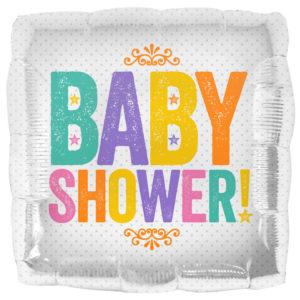 Baby Shower Ballong Folie