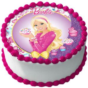 Barbie Tårtoblat B