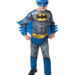Batman Dräkt Barn (Small (3-4 år))
