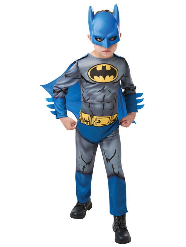 Batman Dräkt Barn (Small (3-4 år))