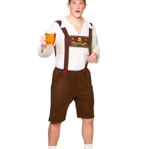 Bavarian Beer Guy Dräkt (Small)