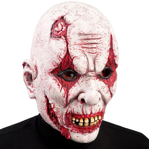 Blodig Clown Mask i Latex