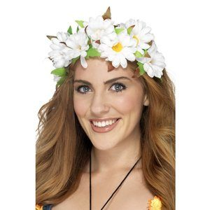 Blomsterkrans - Prästkrage
