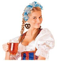 Blomstertiara - Oktoberfest