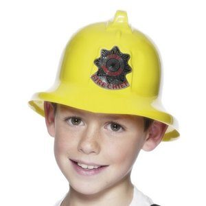 Brandmanshjälm barn