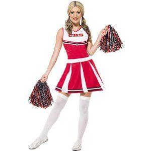 CHS Cheerleader maskeraddräkt