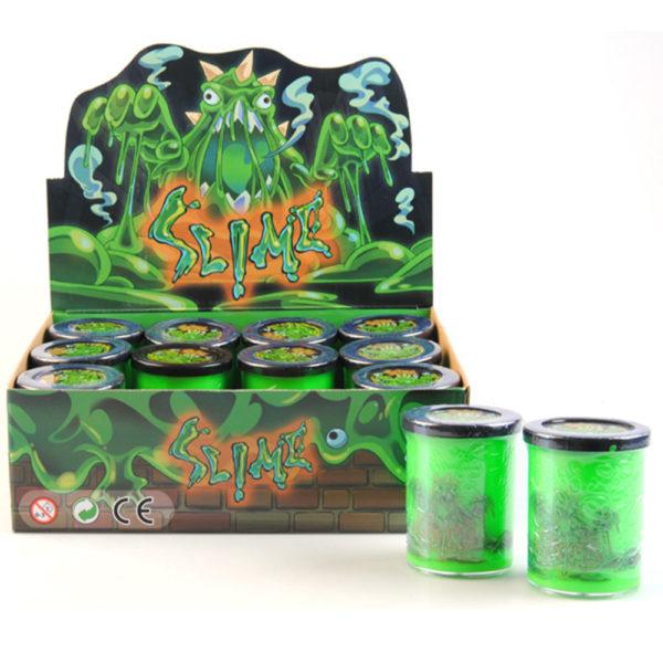 Crazy Slime Grön