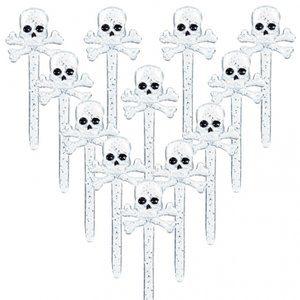 Dödksallar tårtdekorationer - 12 st