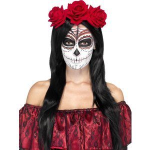 Day of the Dead Hårband