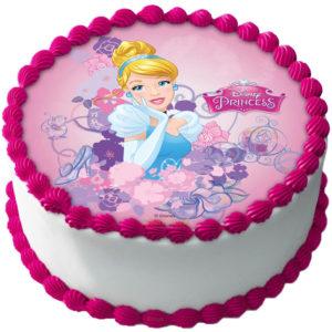 Disney Prinsessor Tårtbild A