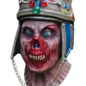 Förmögen Zombie Mask Deluxe