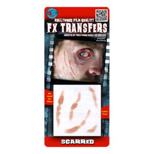 FX Transfers Scarred 3D