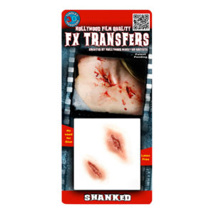FX Transfers Shanked 3D