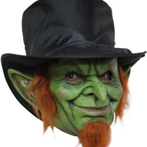 Goblin Mask med Hatt Deluxe