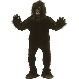 Gorilla Maskeraddräkt Budget