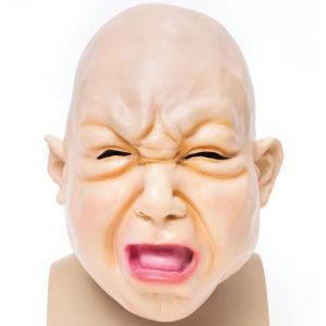 Gråtande Bebis Mask