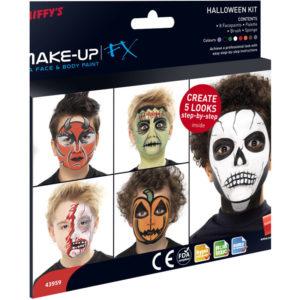 Halloween Smink Kit