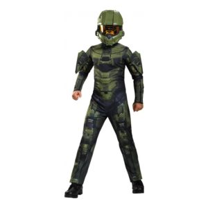 Halo Master Chief Barn Maskeraddräkt - Medium