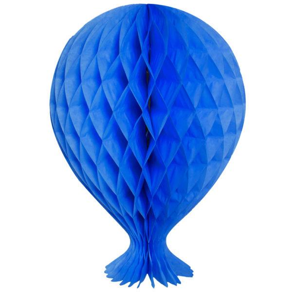 Honeycomb Ballong Blå