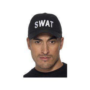 Keps SWAT svart