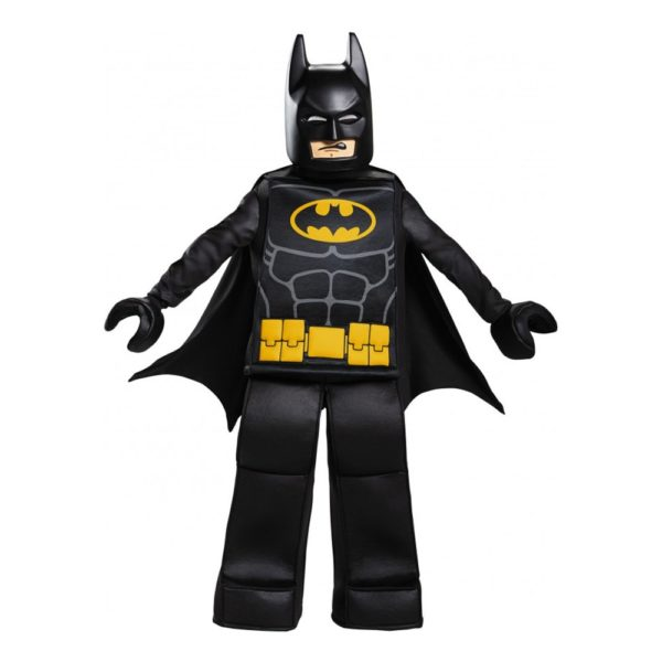 LEGO Batman Prestige Barn Maskeraddräkt - Medium