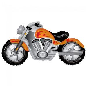 Motorcykel Folieballong