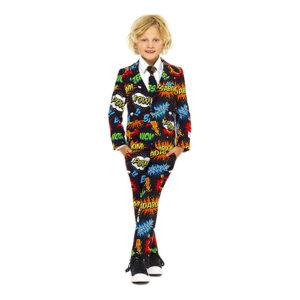 OppoSuits Boys Badaboom Kostym - 122-128