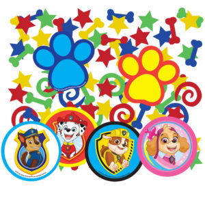 Paw Patrol Party Konfetti
