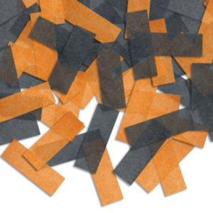 Pinata Konfetti Orange/Svart