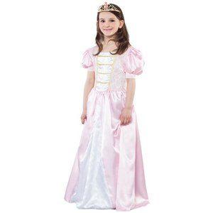 Prinsessa maskeraddräkt för barn