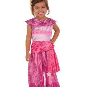 Shimmer och Shine Leah Dräkt Barn (X-Small (2-3 år))