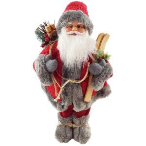 Stående Jultomte Dekoration (Tomte (Röd utklädnad))