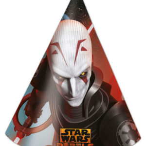 Star Wars Rebels Partyhattar