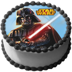 Star Wars Tårtbild Oblat A