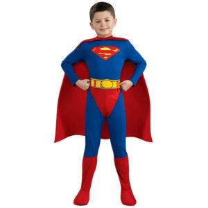Superman Dräkt Barn (Small)