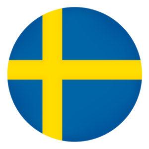 Tårtbild Sverige