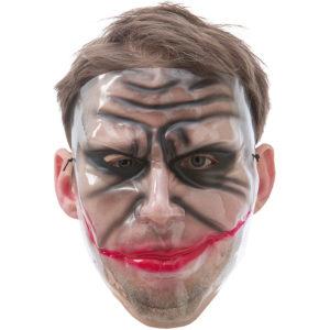 Transparent Mask Clown