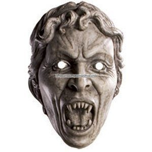 """Weeping angel"" Doctor Who maskeradmask"