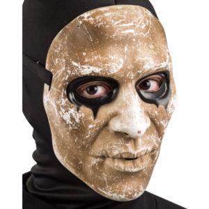 Zombie Mask i Plast