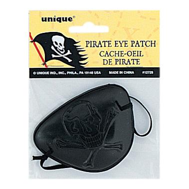 Ögonlapp Pirat