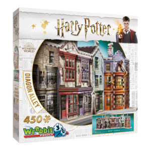 3D Pussel Harry Potter Diagon Alley