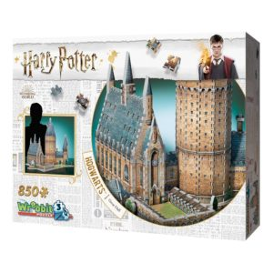 3D Pussel Harry Potter Hogwarts Great Hall