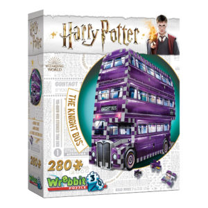 3D Pussel Harry Potter The Knight Bus