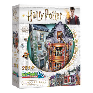 3D Pussel Harry Potter Weasley´s WW & Daily Prophet