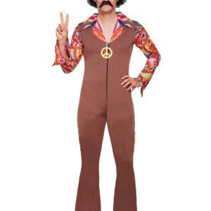 70-tals Hippie Dräkt