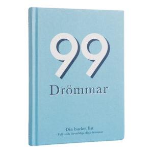 99 drömmar Bok