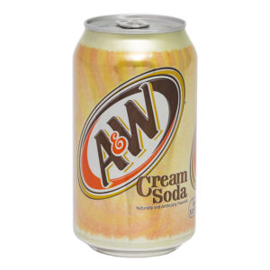 A&W Cream Soda - 1-pack