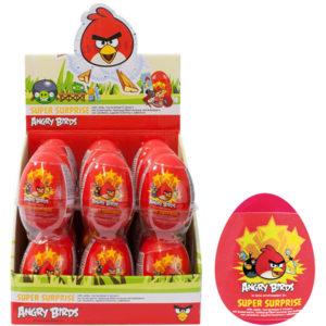 Angry Birds Överraskningsägg med Godis