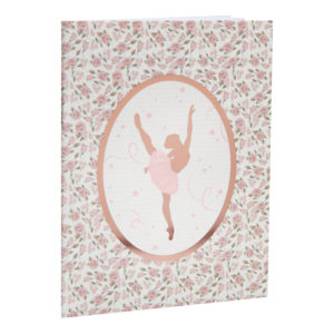 Anteckningsbok Ballerina